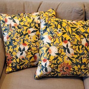 Ralph Lauren Ginger Peach pillow set